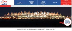 USAirport Parking Denver DIA Airport