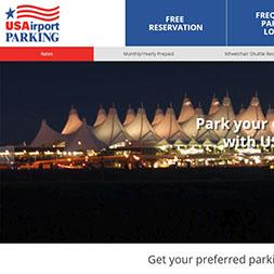 US Airport Parking Denver DIA Airport Parking