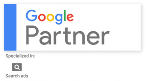 Google Partner badge - ACE